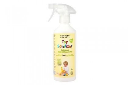 Dezinfectant pentru suprafețe și jucării 50ml, 90% bio