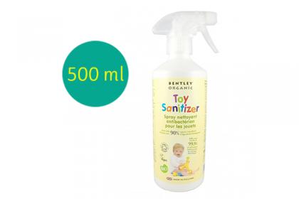 Dezinfectant pentru suprafețe și jucării 500ml, 90% bio